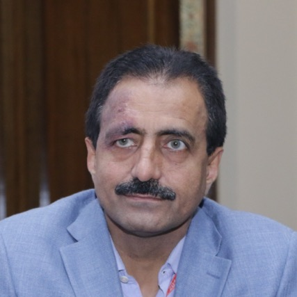 <strong>Bashir Hanif</strong> <br />PAST PRESIDENT